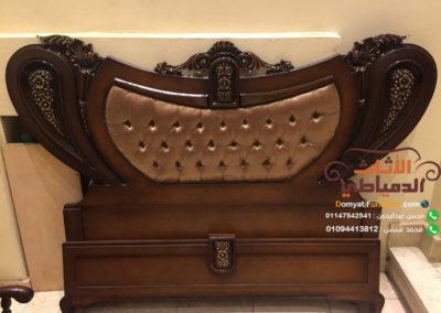 غرفة نوم كلاسيك من دمياط