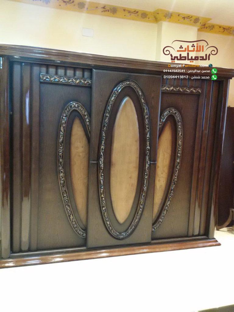 غرفة نوم كلاسيك مط في لميع