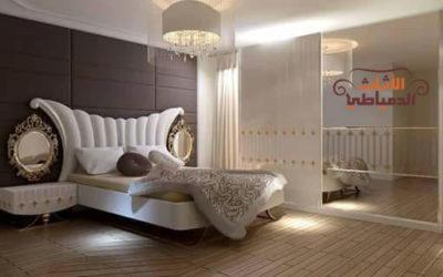 غرف نوم مودرن كاملة بالدولاب من دمياط